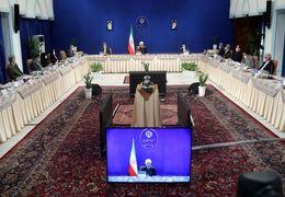 روحانی: اگر منابع ایران آزاد شود دلار به 15 هزار تومان میرسد