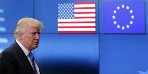 هدف مشترک آمریکا و اروپا: مقابله با ایران باید هدف مشترک ما باشد