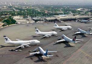 ایرلاینهای ایرانی به فرودگاه نجف 16 میلیون دلار بدهی دارند