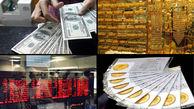 بازدهی سکه در هفته گذشته از تمام بازارها بیشتر بود/ بورس آخر شد