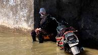 آخرین وضعیت آق قلا به روایت تصویر + عکس