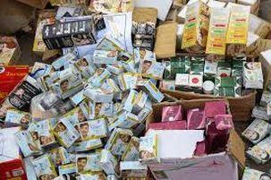 کشف کالای قاچاق در استان گلستان