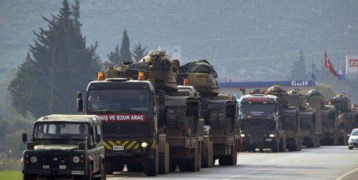 ترکیه نیروهای ویژه خود را عازم ادلب کرد
