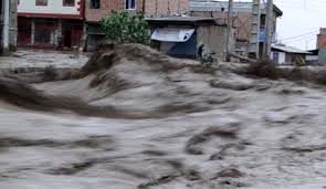 فیلمی از هجوم سیلاب جدید در پلدختر