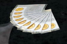 سکه در آخرین روز سال 98 به قیمت 6 میلیون و 100 هزار تومان فروخته شد