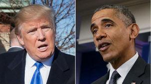 اتهام زنی ترامپ علیه اوباما/اوباما از پیروزی من در انتخابات ریاست جمهوری جلوگیری می کرد