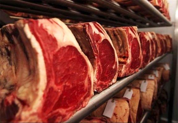 واردات 90 هزار تنی گوشت قرمز در هشت ماهه اول سال