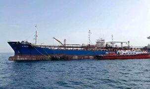 آلوده شدن دریای عمان با نفت/حادثه بندر فجیره باعث آلودگی دریا عمان شد