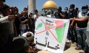 موج اعتراضات افکار عمومی کشورهای عربی و اسلامی علیه عادی سازی روابط امارات و اسرائیل