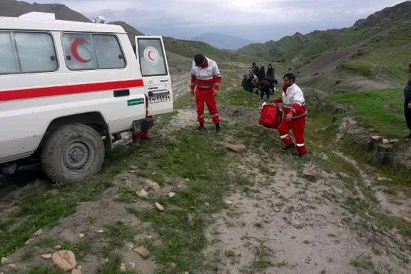 ۱۲ نفر از کوهنوردان ناپدید شده  پیدا شدند