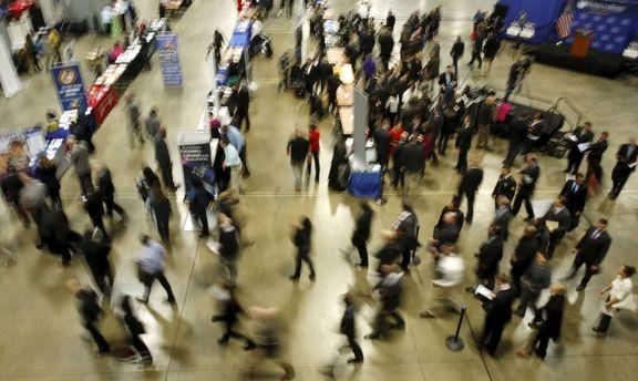 کاهش درخواست بیمه بیکاری در آمریکا در هفته گذشته