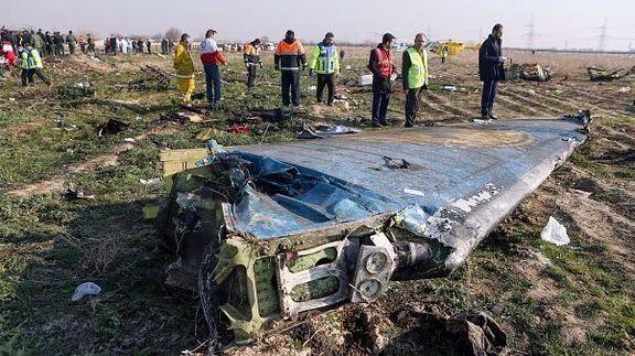 دادستان تهران دستور رسیدگی سریع به پرونده سقوط هواپیما اکراینی داد
