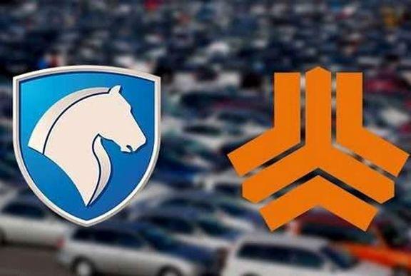 تشکیل صفوف خرید سنگین برای نمادهای خودرویی