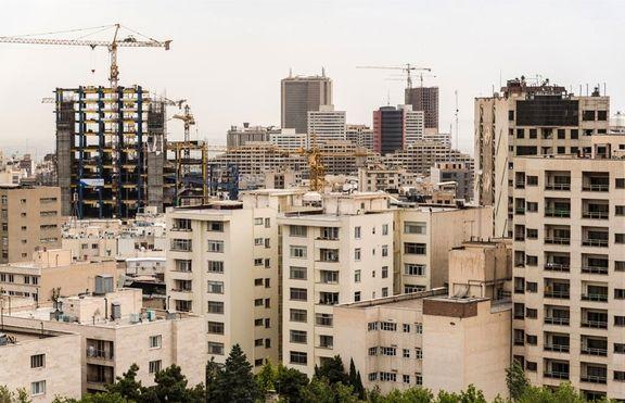 رشد پنج درصدی ساخت و ساز در تهران و کاهش 41 درصدی معاملات