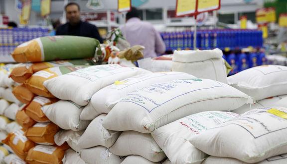 سرگردانی برنجهای وارداتی / افزایش قیمت در بازار