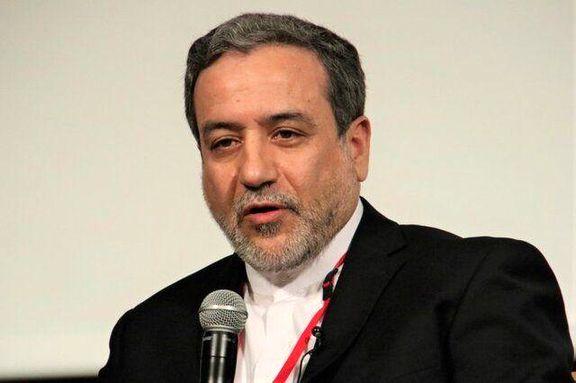 عراقچی: ایران  هیچ رابطه سیستماتیکی با طالبان ندارد