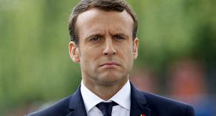 مکرون خواستار آزادی بدون تاخیر دو شهروند فرانسوی از ایران شد