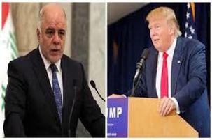 تحت فشار قرار دادن نخست وزیر عراق توسط ترامپ