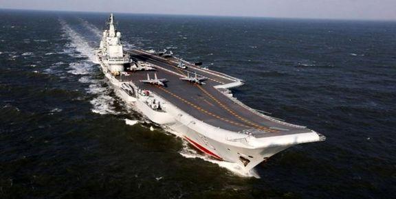 ارتش چین به حالت آماده باش درآمد/برخورد نظامیان چینی با ناوهای آمریکایی