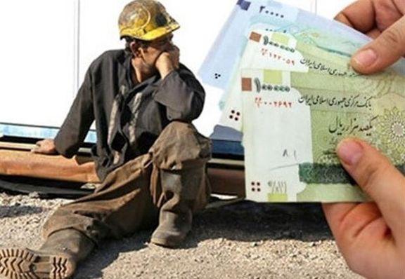 هزینه سبد معیشت کارگران دو برابر درآمد آنها است