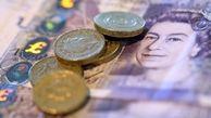 نرخ تورم در بریتانیا کمتر از انتظارات اعلام شد / ارزش روزانه پوند در برابر دلار کاهش یافت