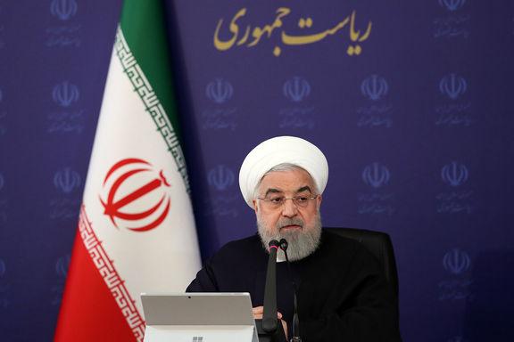 روحانی: دیشب دستور خرید واکسن یکی از کشورها را صادر کردم