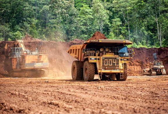 واله برزیل پیشبینی تولید مس در سال 2021 را کاهش داد
