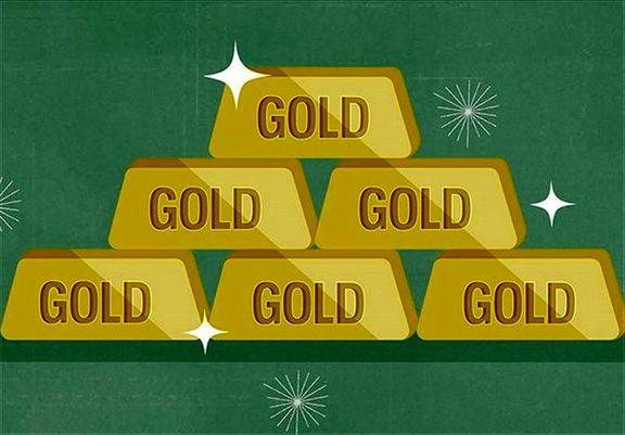 رویترز؛ قیمت طلای جهانی 26 مرداد