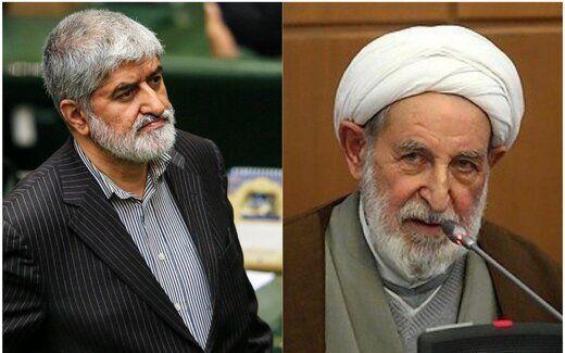 علی مطهری: اگر افراد سودجو وارد مجلس می شوند تقصیر شورای نگهبان است