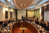 دیدار وزیر نفت با هیئت ترکمنستانی در ساختمان وزارت نفت