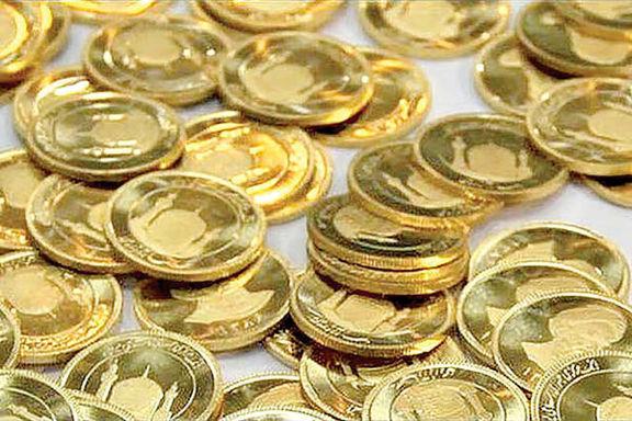 قیمت سکه 13 میلیون و 50 هزار تومان