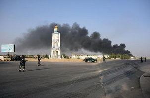 ۱۲ کشته و ۹۰ زخمی در پی حمله  طالبان به مقر فرماندهی پلیس قندهار