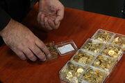 افزایش 20 هزار تومانی سکه در بازار / هر گرم طلا 520 هزار تومان