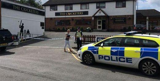 وقوع حمله شیمیایی در یکی از شهرهای انگلیس/  10 نفر به بیمارستان  منتقل شدند