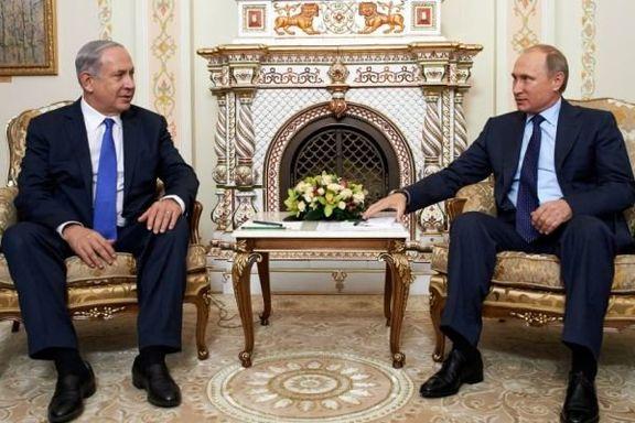 نتانیاهو به دیدار پوتین می رود