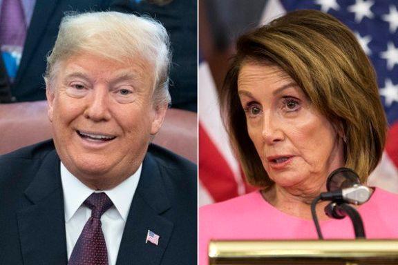 پلوسی: مقامات دولت ترامپ برای ادای توضیح در مورد تصمیماتی که در خصوص خاورمیانه به کنگره بیایند