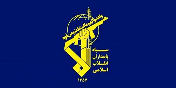 علی پیغامی خوشه عضو سپاه پاسداران به شهادت رسید+ عکس