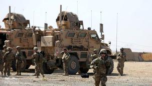 پایگاههای نظامی آمریکا در استان نینوای عراق تخلیه شدند