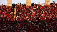دیدار فینال جام حذفی لغو شد