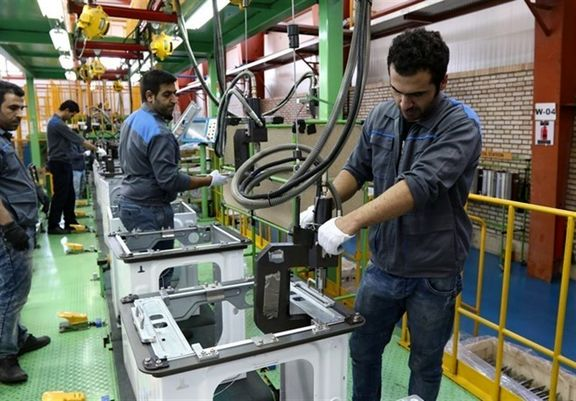 افزایش تولید لوازم خانگی در نیمه نسخت امسال