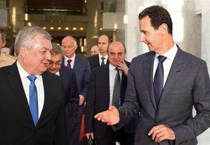 بشار اسد: برخی از کشورهای غربی همچنان در امور سیاسی سوریه دخالت می کنند