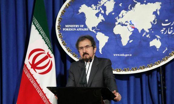 موارد بیانیه کمیته چهارجانبه عربی، دروغ و بدون هیچ پایه و اساسی است