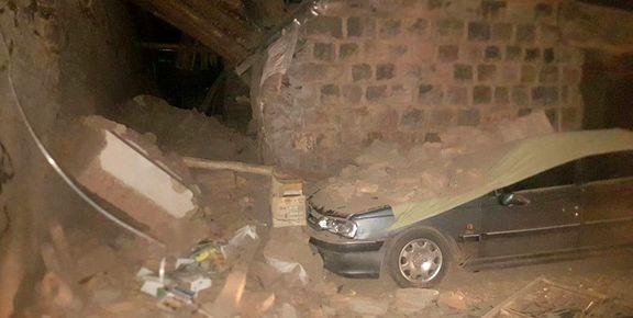 آخرین اخبار از زمین لرزه ٥.٩ ریشتری آذربایجان شرقی/ 312 نفر مصدوم و5فوتی +عکس