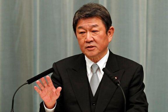 وزیر امور خارجه ژاپن از مذاکره با کره شمالی خبر داد