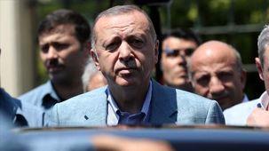 اردوغان: رحمت خداوند بر برادر شهید ما محمد مرسی باد