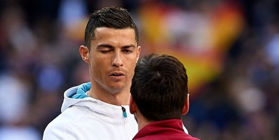 اظهارات جالب رونالدو درباره رقابت با مسی