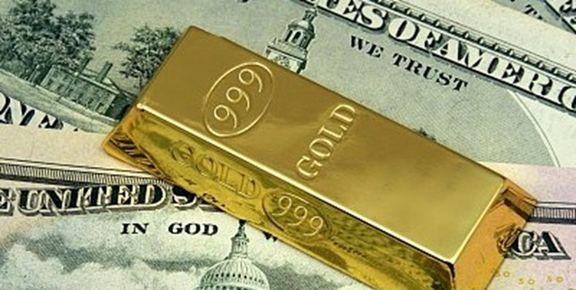 قیمت طلا 4 دلار کاهش یافت