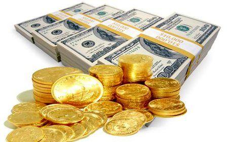 آخرین قیمت سکه و ارز در بازار امروز/ دلار در کانال ۱۲ هزار تومان باقی ماند