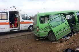 جزییات واژگونی یک دستگاه ون حامل زائران ایرانی در العماره عراق+ اسامی مصدومان