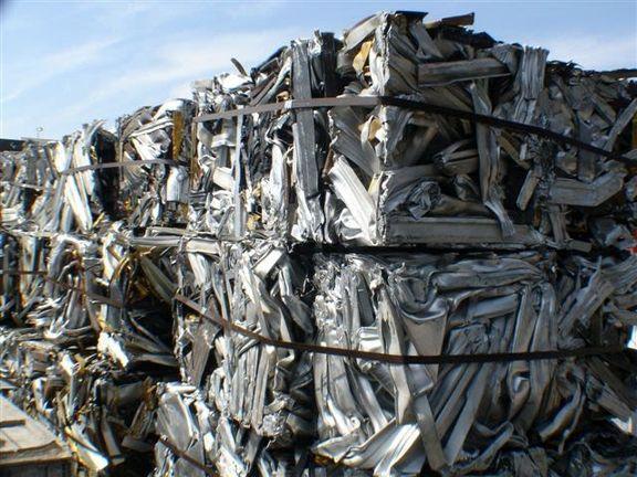 افزایش قیمت قراضه آلومینیوم در آمریکا